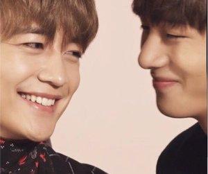 Minho and taehyung image