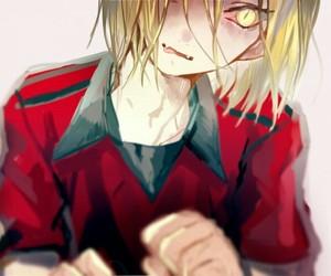 anime, haikyuu, and anime boy image