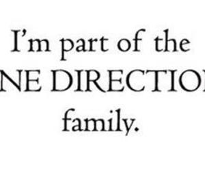 1d, one direction, and family image