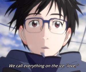 anime, manga, and yuri!!! on ice image