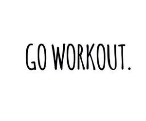 motivation, workout, and quotes image