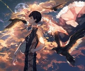 haikyuu, kageyama, and anime image