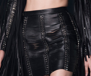 black, details, and fringes image