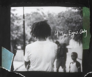 j cole, j.cole, and 4 your eyez only image