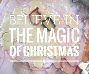 believe, christmas, and Cookies image
