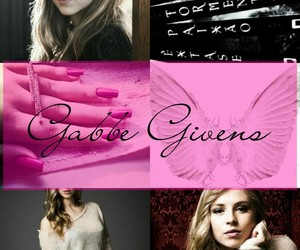 fallen, gabbe givens, and hermione corfield image