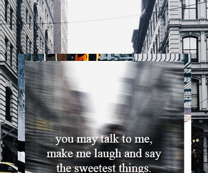 city, crush, and quotes image