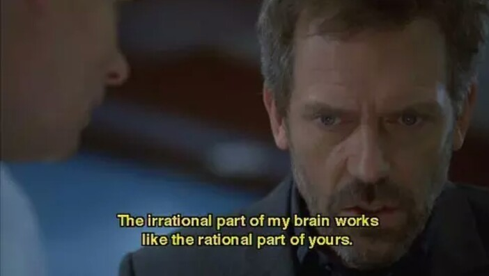 house, house md, and quotes image
