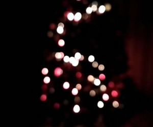 christmas, merry, and lights image