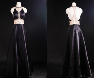 etsy, bridesmaid dresses, and evening dresses image