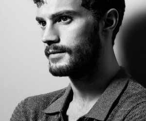 Jamie Dornan, Hot, and christian grey image