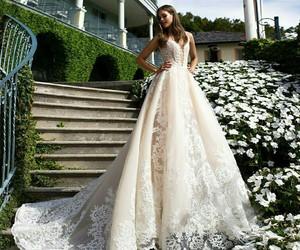 bridal, beautiful, and fashion image