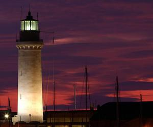 italy, trieste, and lighthouse image