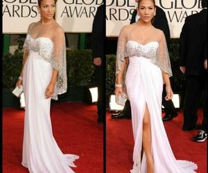 Jennifer Lopez, stylish, and white image