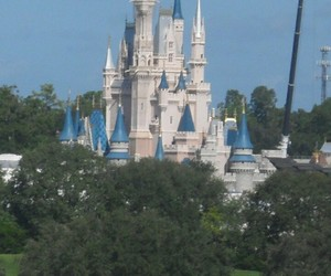 cinderella, disney world, and mickey mouse image
