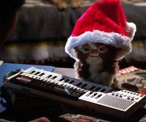 christmas, gremlins, and gizmo image
