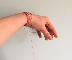 red string of fate image