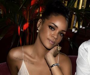 rihanna, beauty, and fashion image