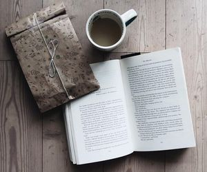 aesthetic, book, and calm image