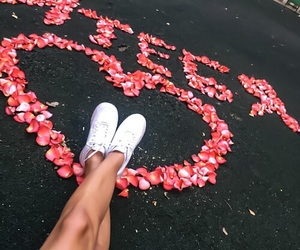 accessoires, flowers, and girly image