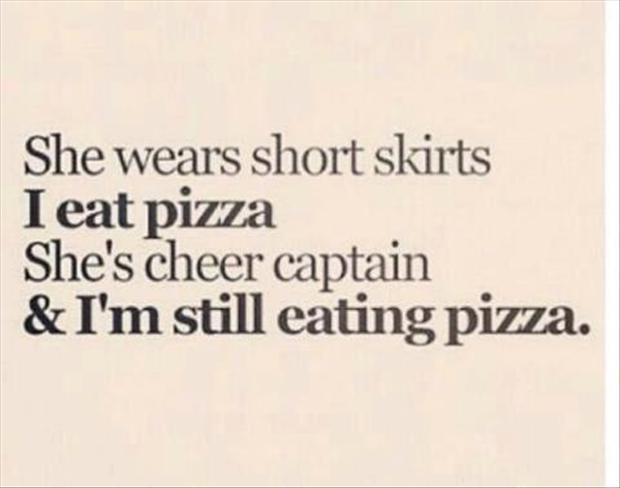 Funny Quotes About Pizza shared by slaynel♡ on We Heart It