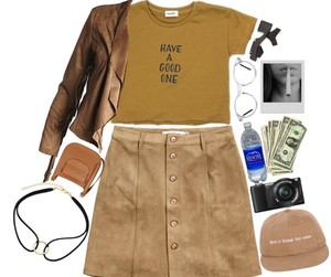 70s, brown, and clothes image