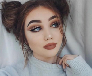 makeup, article, and beauty image