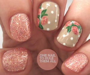 autumn, thanksgiving day, and nails image