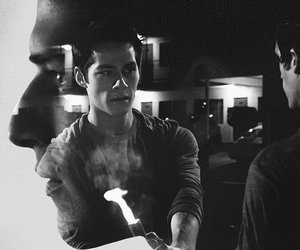 teen wolf, stiles stilinski, and scott mccall image