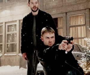 max riemelt, brian j. smith, and will gorski image