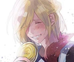 anime, art, and smile image