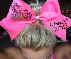 blond, cheer, and cheerleader image