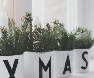 christmas, winter, and wallpaper image