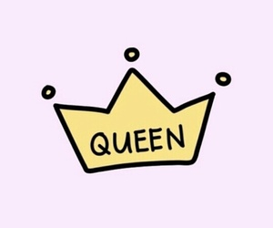 background, pink, and Queen image