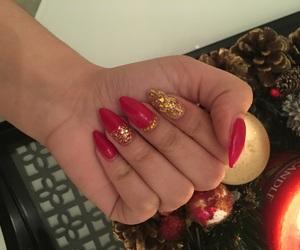 christmas, fashion, and girl image