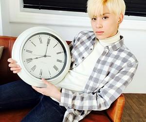 blonde, kpop, and taeyang image