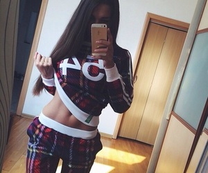 girl and fit image