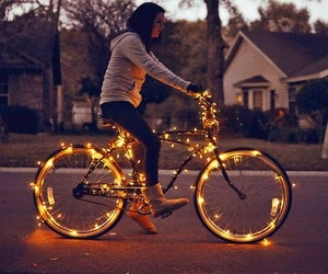 bicycle, tumblr, and free image