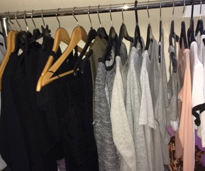 beige, black, and Calvin Klein image
