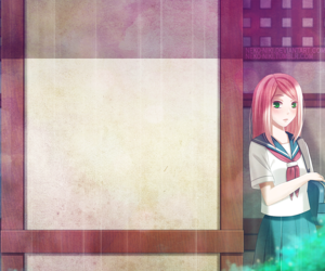 sasuke uchiha, school, and sasusaku image