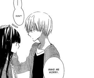 manga, last game, and cute image