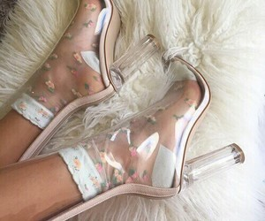 shoes, heels, and aesthetic image