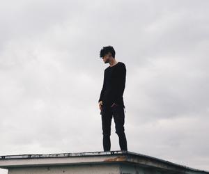 boy, aesthetic, and grunge image