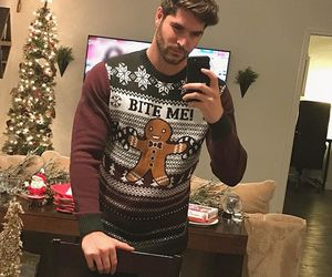 nick bateman and christmas image