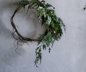 diy, organic, and wreath image