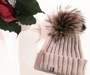 fashion, winter fashion, and fur cap image
