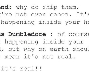 fandom, harry potter, and post image