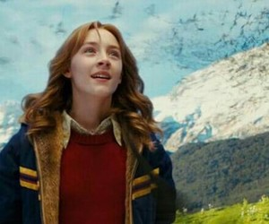 the lovely bones, movie, and Saoirse Ronan image