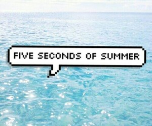 5sos, 5 seconds of summer, and summer image
