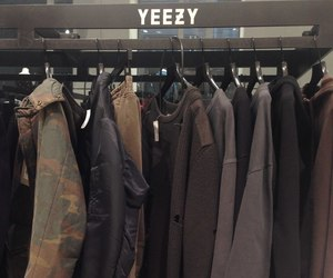 fashion, yeezy, and clothes image